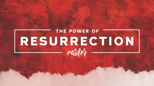 Sucked In And Washed Up? What The Resurrection Says To You! Image