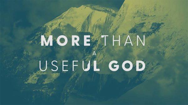 God Uses Unusual Things Image