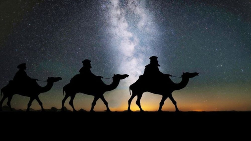 The Magi Search For The Messiah Image