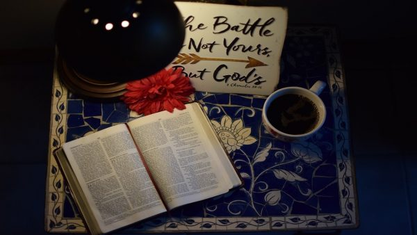 The Battle Is God's...Not Yours! Image