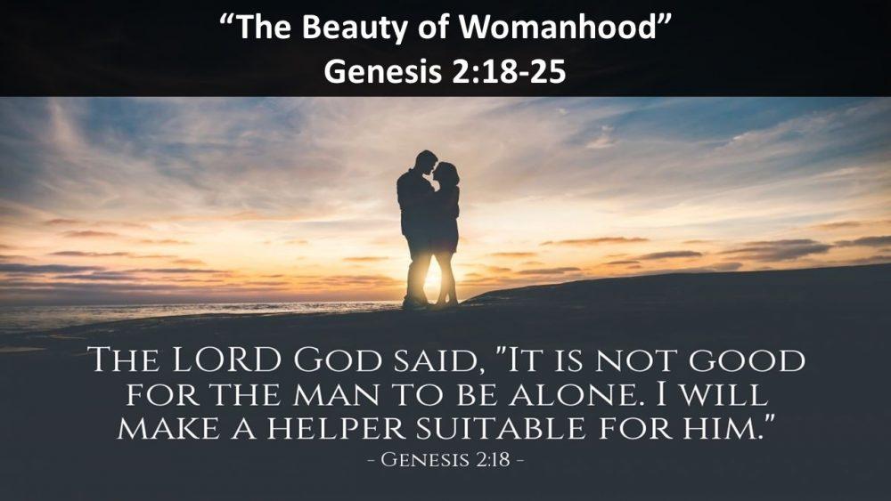 The Beauty of Womanhood Image